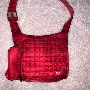 Lug purse/bag